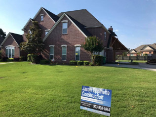 New Home Construction Texarkana